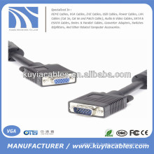 VGA Male To VGA Female Extension Cable