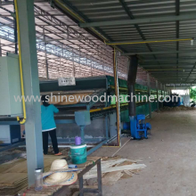 Mix woods Plywood Veneer Drying Equipment