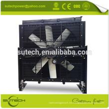 Radiador de agua de núcleo de cobre para motor Cummin KTA38-G2