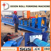 Dx 312 PPGI Ridge Cap Roll formando máquina