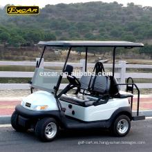 Batería troyana carrito de golf eléctrico de 4 plazas carrito de golf barato coche club carros