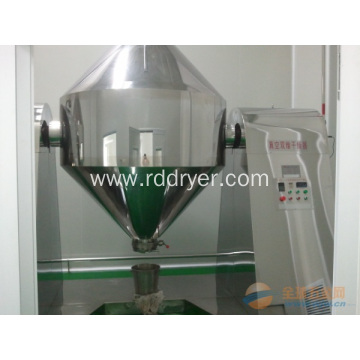 Organic Chemical Powder Double Cone Vacuum Dryer
