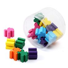 colorful puzzles irregular kids eraser