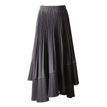 Hochwertiges langes Kleid mit langem Rock