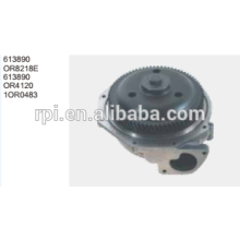 GENUINE AUTO WATER PUMP FOR TRUCK 613890