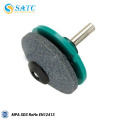 Top quality knife sharpener of abrasive tools with shank