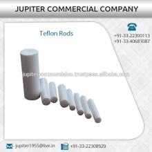 Proveedor Certificado de todos los tamaños de Teflon Rod a bajo precio de mercado