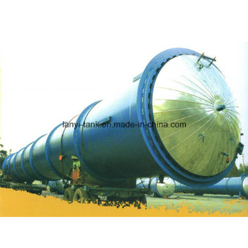 Good Quality Stainless Steel Autoclaved Aerated Concrete Brick Production Line Autoclave for Industry