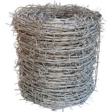 Brazo de alambre de púas galvanizado