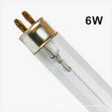 Lámpara de desinfección bombilla UV para bacterias.