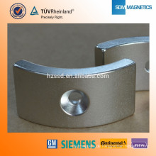 China Professional ISO9001 RoHS Qualifizierter N50M Permanentmagnet