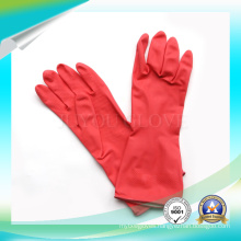 Latex Garden Working Gloves for Washing Stuff with ISO9001 Approved