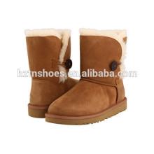 Botas de mulher de PVC botas quentes de inverno para as mulheres