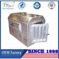 Fabricant de haute qualité OEM boîte de chien en aluminium unique