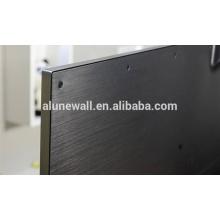 Panneau composite en aluminium ignifuge de panneau de TV de 3mm