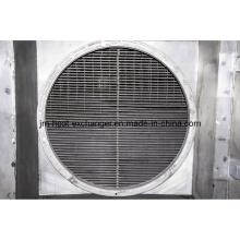 Intercambiador de calor de gas a aire para reciclaje de gas apagado de caldera
