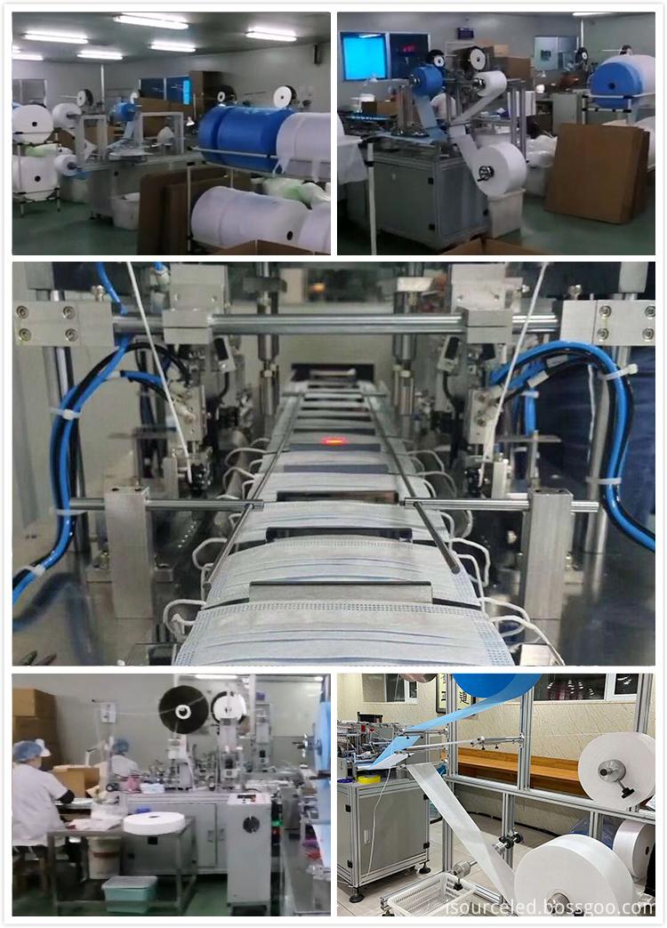DianJiang ce gb2626 FDA Certificat kN95 Mask