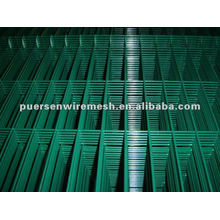 Precio de fábrica panel de malla de alambre