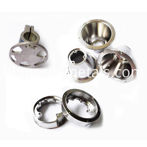 Gr5 Titanium Cnc Machining Parts