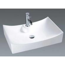 Bassin de salle de lavage en céramique à bas prix (7097)