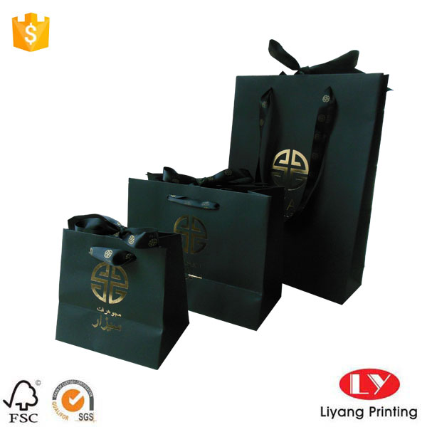 Black jewelry bag1