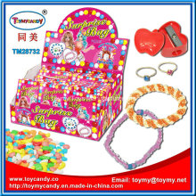 Small Toy Surprise Bag Toy with Candy