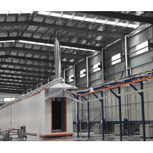 Linha de produção de tratamento de superfície de metal personalizada