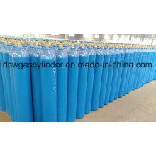 Le gaz de l'ISO En1964 99.9% N2o a rempli dans le gaz de cylindre 40L avec la valve de Qf-2