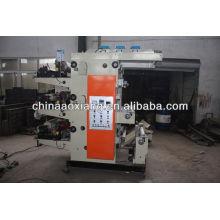 YT-2600 duas cores rolo de filme plástico para rolar máquina de impressão digital da camisa de t