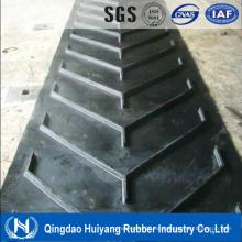 Hochtemperaturbeständige Chevron-Förderbänder Industrielle Zahnriemen in China
