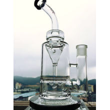Funnel Perc Glass Water Pipe