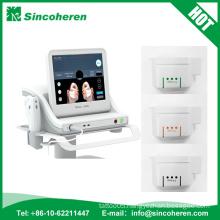 The Newest Technology! Hifu Machine/High Intensity Focused Ultrasound Hifu for Wrinkle Removal / Hifu Face