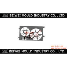 Molde de cassete de ventilador automotivo de injeção de plástico