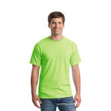 oem promoção t-merda para homens dri fit camisa em branco