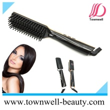 Multi-Functional Ceramic Coating Anion Electric Hair Brush