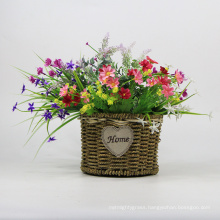 Hot products beauty DIY artificial hanging flower baskets