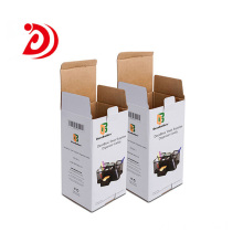 Stationery cardboard packing boxes