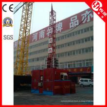 Лифты для строительных материалов на 1 тонну