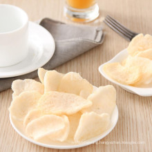 fried dried prawn crackers