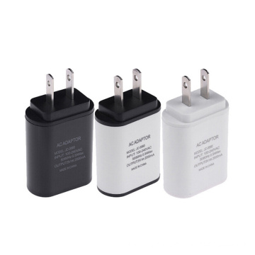 Wall mobile phone accessories charger 5v 2a