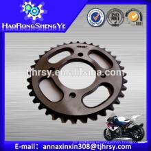 Precio de fábrica del piñón de la cadena de la motocicleta