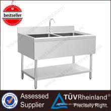 Guangdong Supplier SS201 / 304 Outdoor Mejor marca de fregadero de cocina