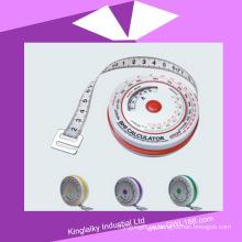 Mini cinta métrica promocional de la cinta de la medida del cuerpo (BH-012)