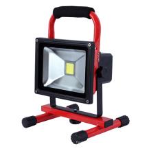 COB recarregável 20W portátil luz de trabalho LED (F20A)