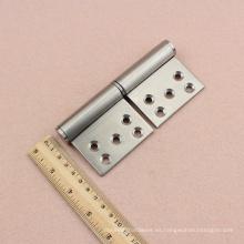 Bisagra de bandera material de acero inoxidable de alta calidad