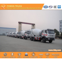 North-Benz cement mixer truck factory direct high quality