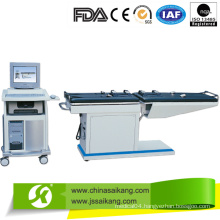 3D Cervical and Lumbar Traction Table with Computer Control
