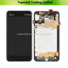 LCD Display for LG Escape P870 with Digitizer with Front Housing