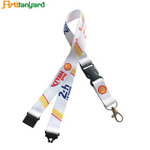 Heat Transfer Lanyard with Printing