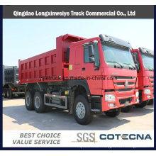 Sinotruk HOWO Capacity 18-20cbm 6X4 Dumper Truck